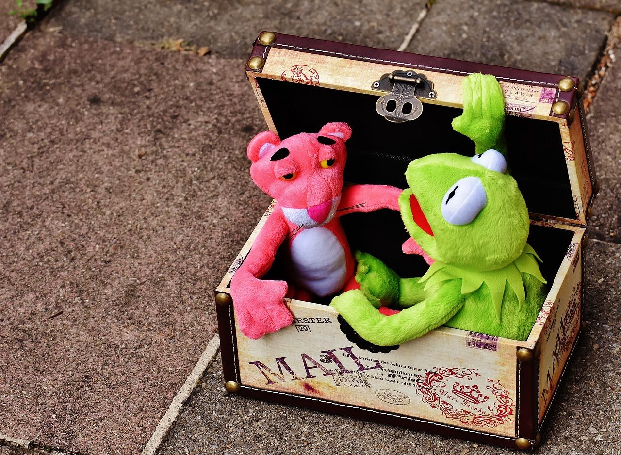 Cosa mettere nella valigia dei bambini?