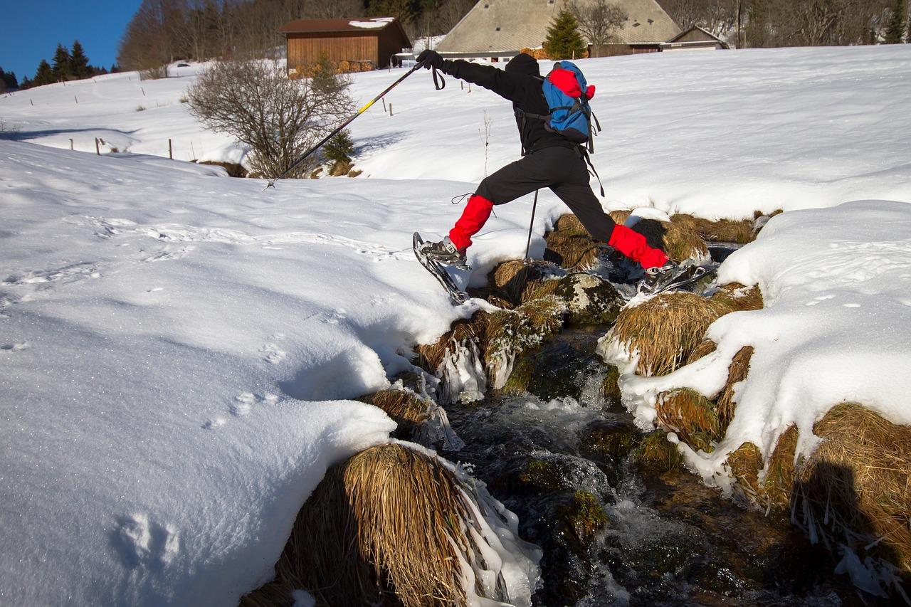 Sport invernali: Le ciaspole!