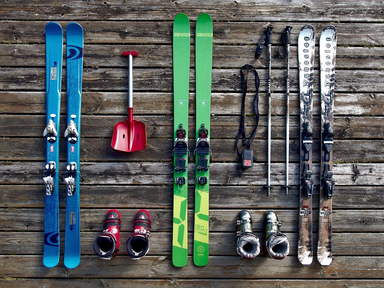 Ha nevicato, prima cosa da fare? Sciare