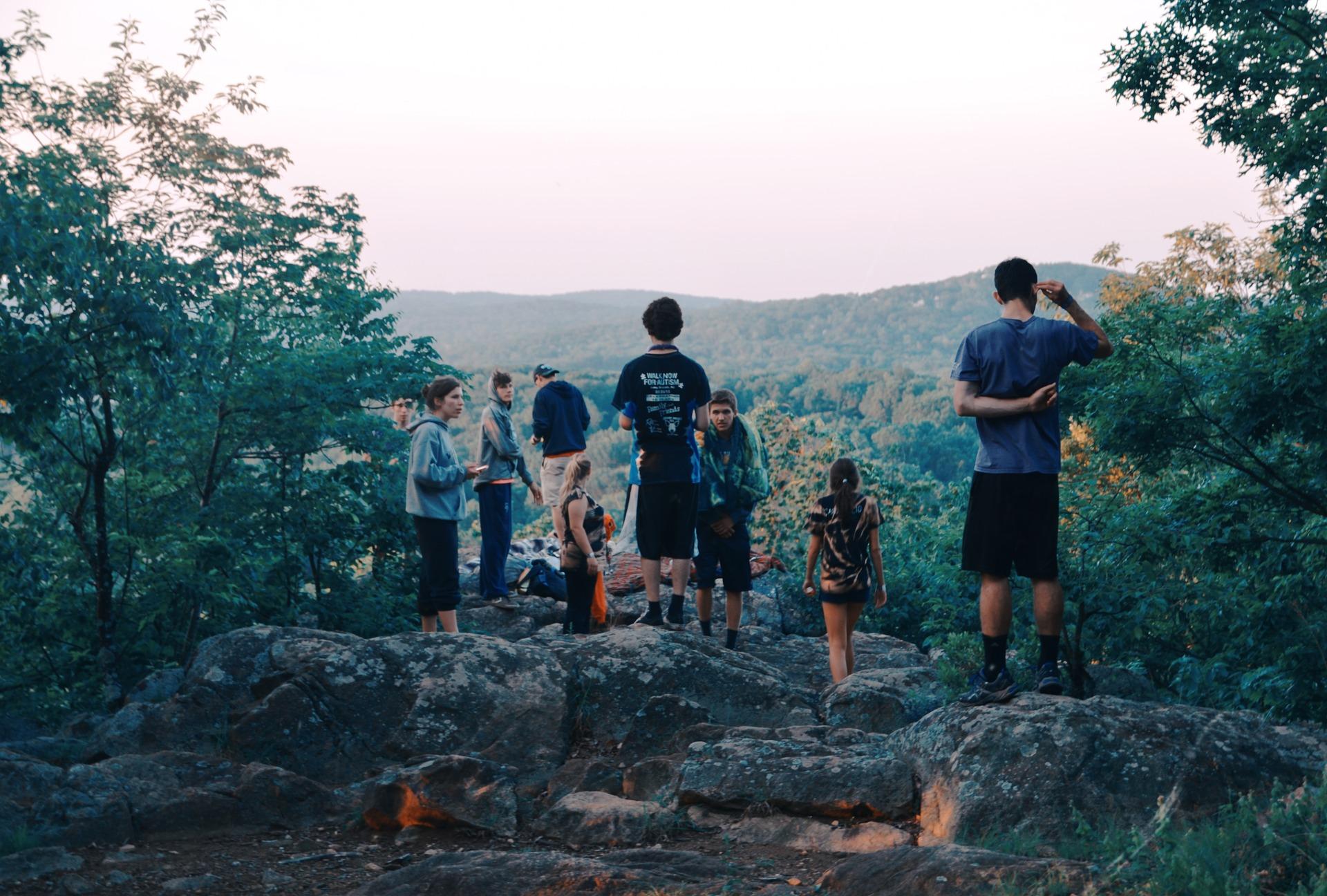 Perché viaggiare in gruppo?