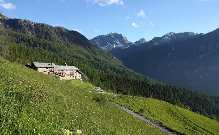 Consigli per le vacanze: 5 strutture in montagna