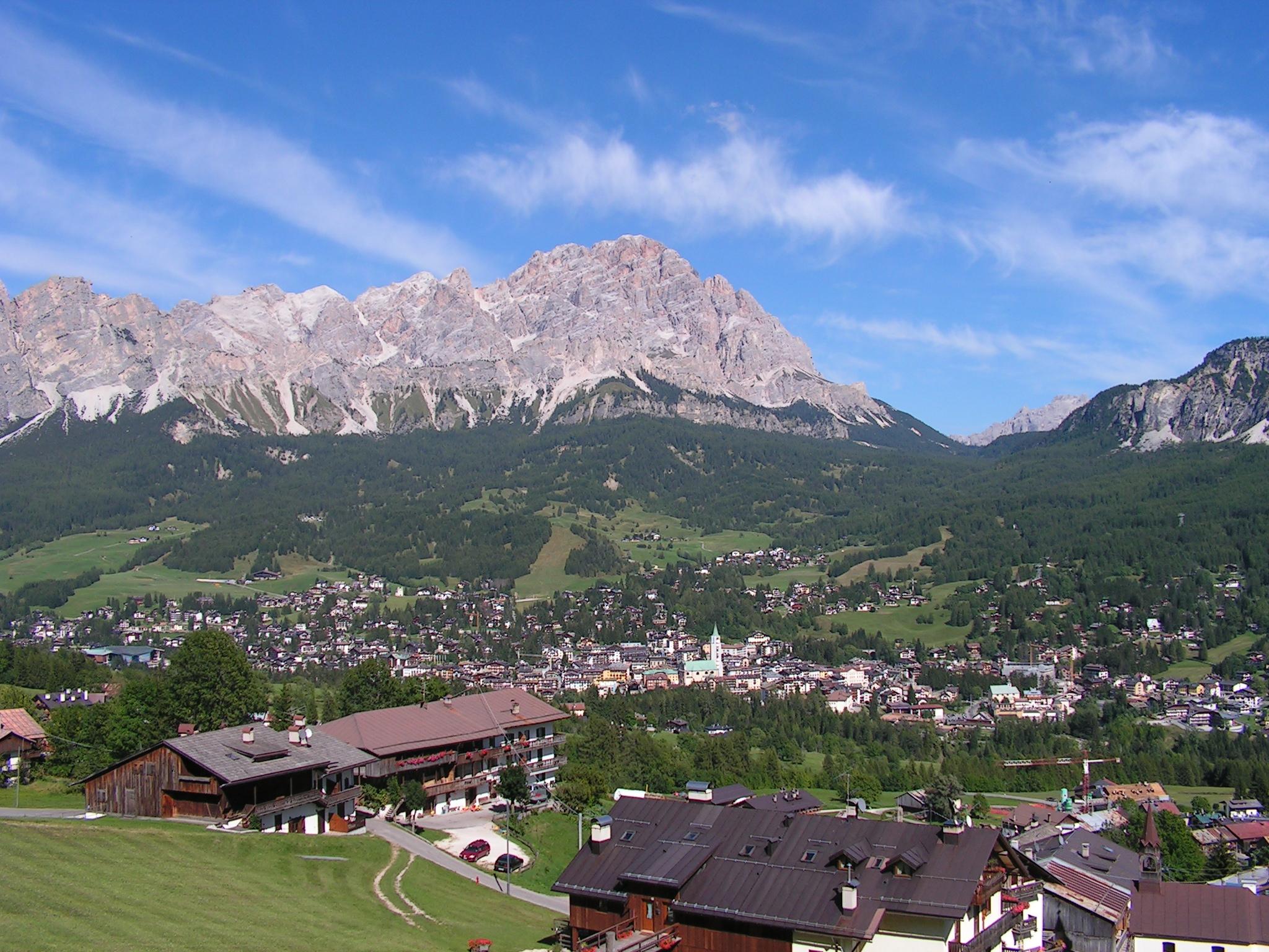 Le migliori strutture venete per godersi Cortina 2020!