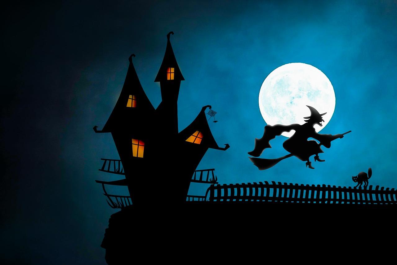 5 strutture montane in cui trascorrere il weekend di Halloween!
