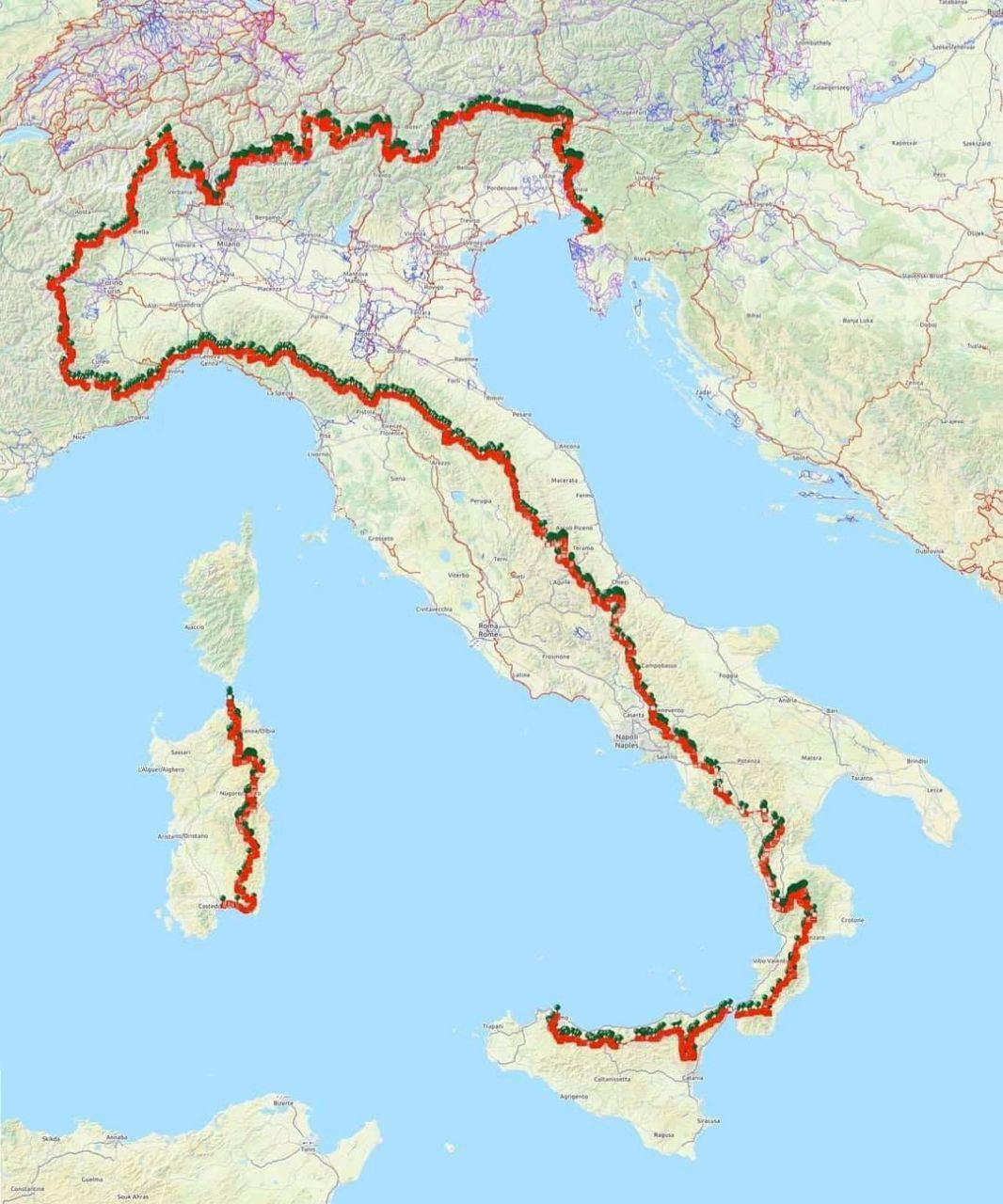 Il sentiero Italia: Cammina per il BelPaese!