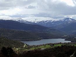 Monte Gennargentu - vista dalla Gusana