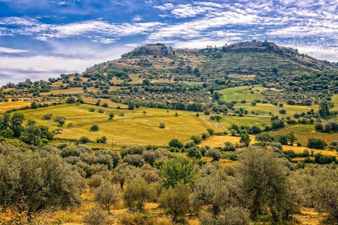 montagne Sicilia