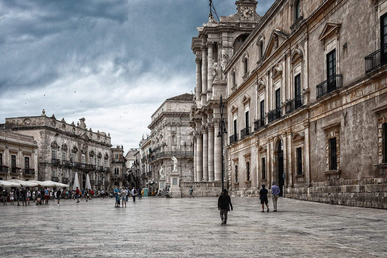 Siracusa, Sicilia