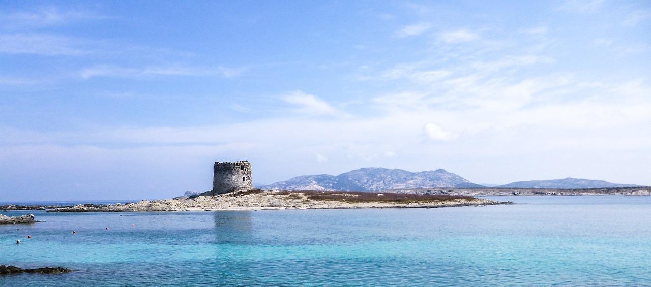 Stintino, spiaggia della Pelosa - Sardegna