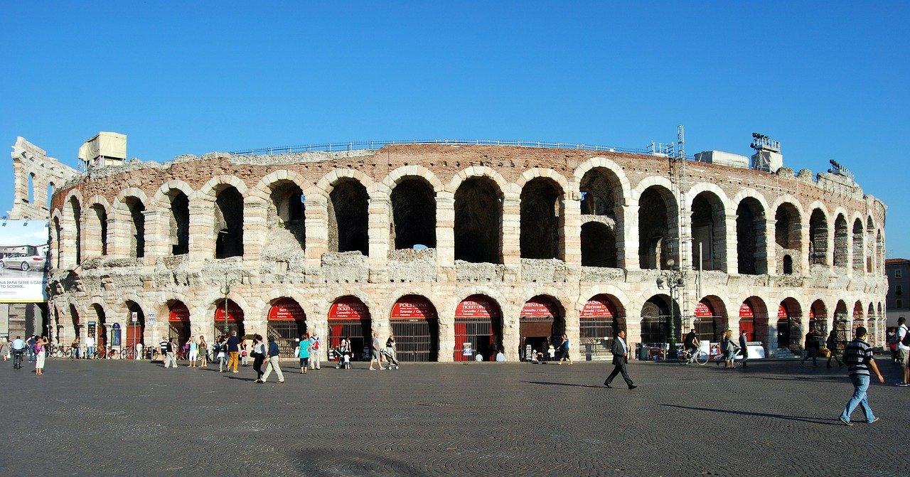 Arena di Verona, Veneto