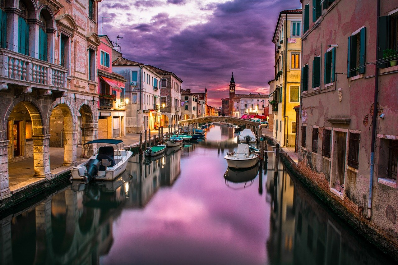 Conosci le bellezze delle Regioni Italiane? Il Veneto!