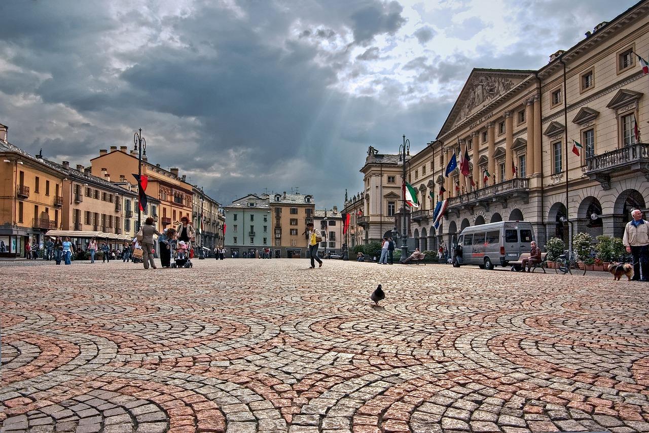 Conosci le bellezze delle Regioni Italiane? La Valle d'Aosta!