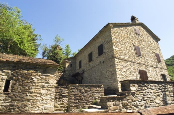 IL CASTELLO DI RIDRACOLI - Borgo di Ridracoli - Emilia Romagna